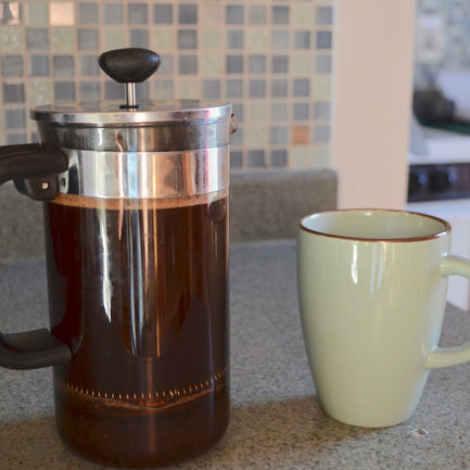 Easy Brewing: French Press