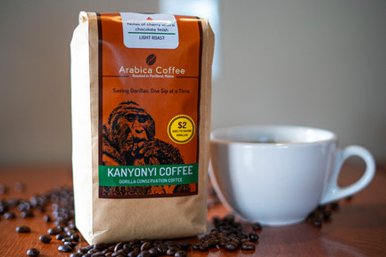 How is Gorilla Conservation Coffee changing lives in Uganda?