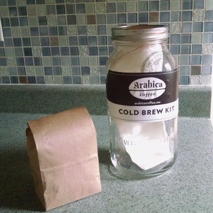 Easy Brewing: Cold Brew Addendum - Cold Brew Kits