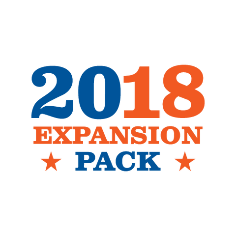 2018 Midterm Expansion PreOrder