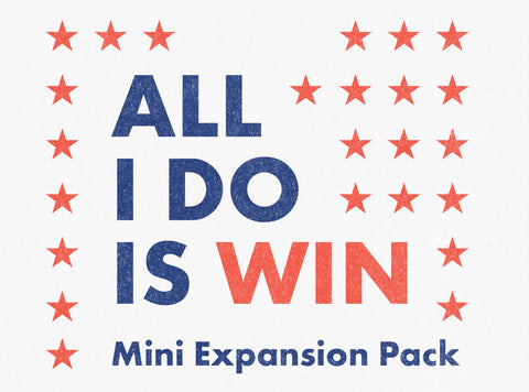 """All I Do Is Win"" Victory Speech Mini Expansion"