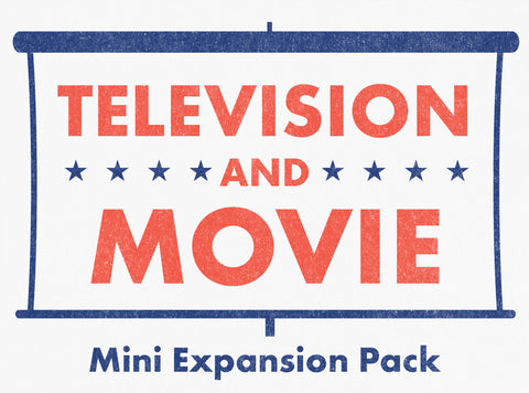 Television & Movie President Mini Expansion