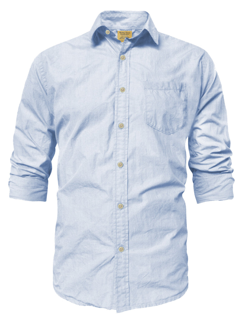 l/s riverside oxford shirt