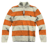 KRAMER STRIPED SWEATER