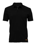 self collar solid polo