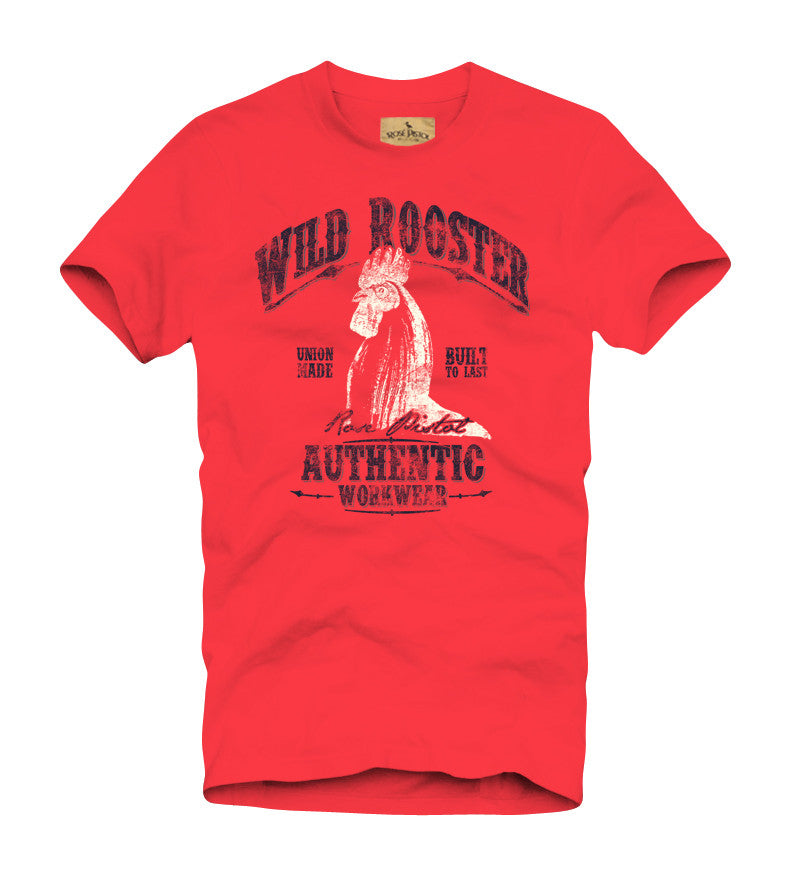 WILD ROSTER PRINTED TEE