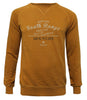 BODFISH GARMENT DYE KNIT (CAMEL)