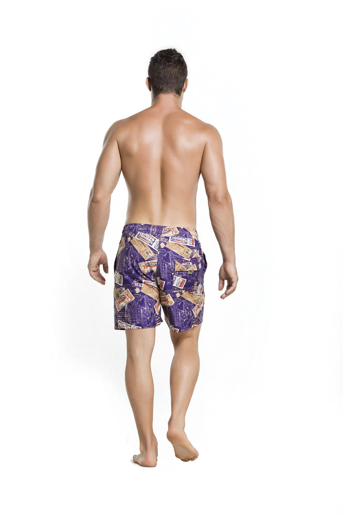 BENDITO  ACROBACIA SWIM SHORT