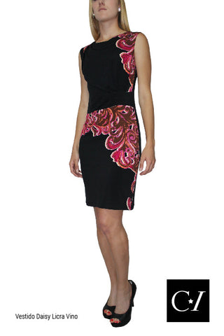 BENDITO  FLORENCIA DRESS BL