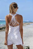 Natural Macrame dress