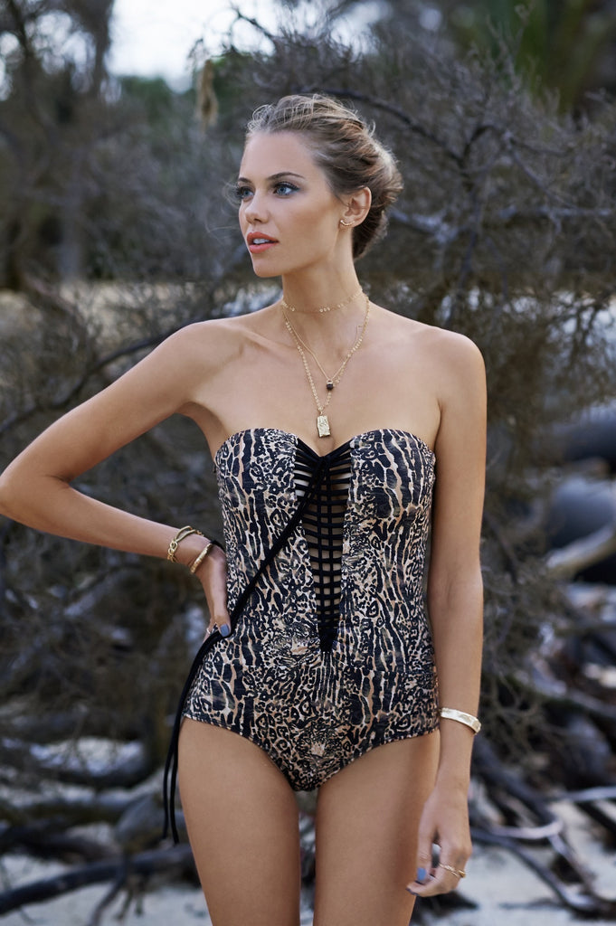 Bengal Leopard One Piece