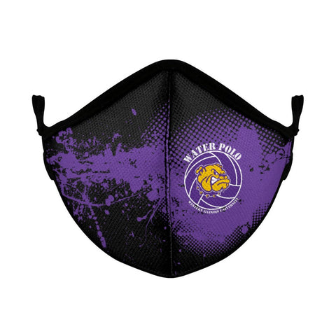 Western Illinois Water Polo Club - Facemask