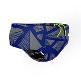 Pyramid-Navy/Steel Gray-20 - Classic Brief