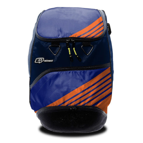Relay-Navy/Flame-20 - Backpack