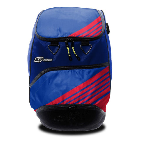 Relay-Royal/Red-20 - Backpack