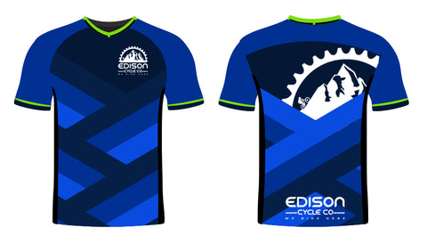 Blue Lines Edison Jersey