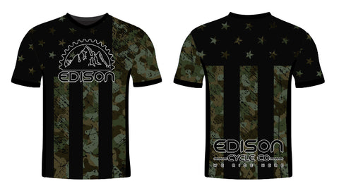 Forest Camo Edison Jersey