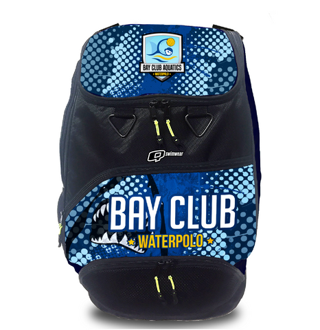 Bay Club Custom Q Backpack