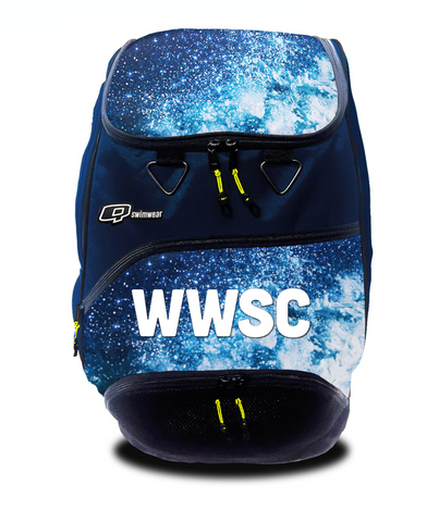 Wasilla Waves Custom Q Backpack