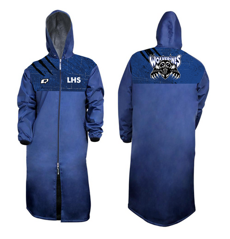 LHS Wolverines Parka