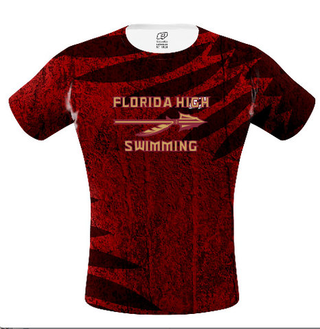 Florida High Male Shirt (Swimming)