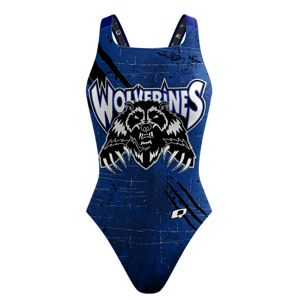 LHS Wolverines Classic Strap