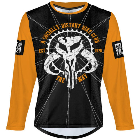 71 Manta IIII - MTB Long Sleeve Jersey