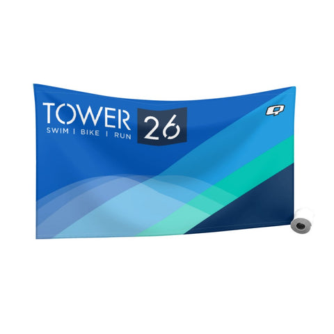 Tower 26 - 2021 - Quick Dry Towel