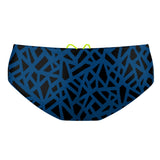 Angle-Navy/Black-20 - Classic Brief