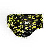 Laser-Black/Lime-20 - Classic Brief