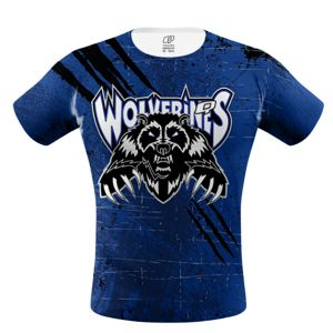 LHS Wolverines T-shirt