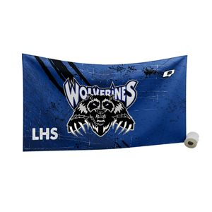 LHS Wolverines Quick Dry Towel
