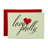 Philly Originals: LOVE Notecards