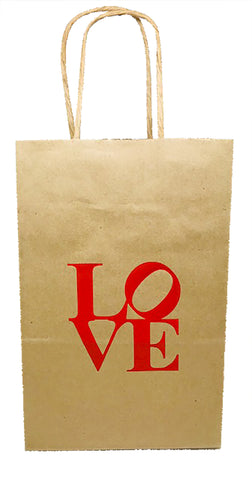Petite Love Kraft Bag
