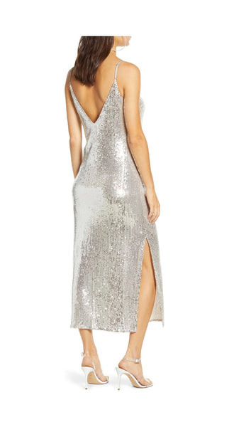 Don't Mind If I Do Sequin Midi