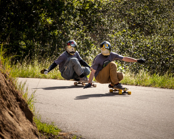 jimmy riha micah green central coast downhill sector 9