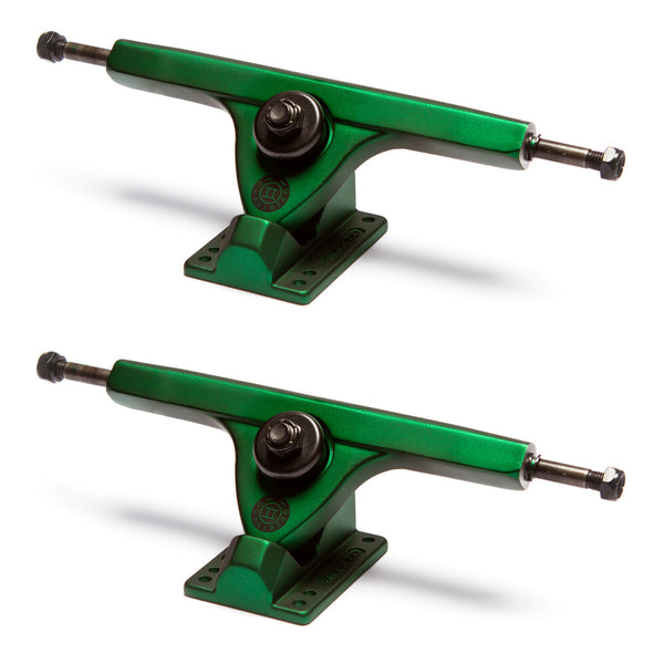 Caliber II 44° RKP Midnight Green - Performance Longboarding - FREE SHIPPING!