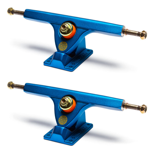 Caliber II 50° RKP Satin Blue - Performance Longboarding - FREE SHIPPING!