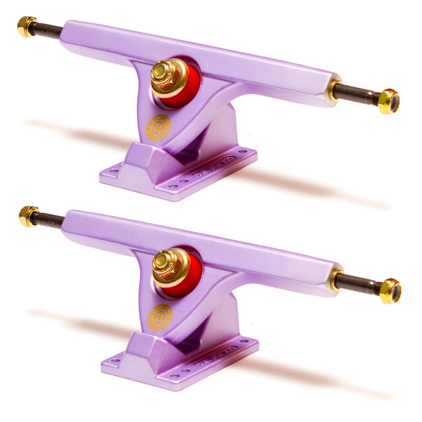 Caliber II 180mm x 50° Trucks Lavender