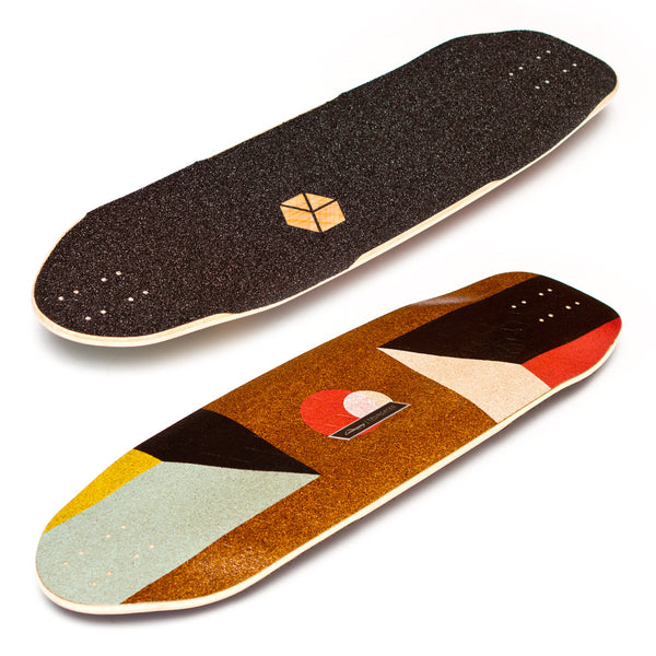 Loaded Truncated Tesseract - Performance Longboarding - FREE SHIPPING!