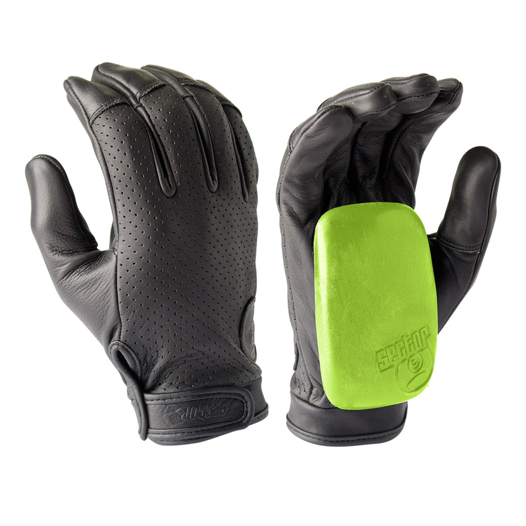 Sector 9 Driver II Gloves - Performance Longboarding - FREE SHIPPING!