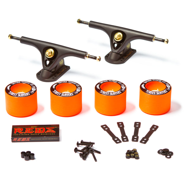 Kit Test 3 - Performance Longboarding - FREE SHIPPING!