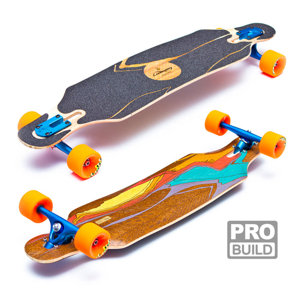 Loaded Icarus Longboard