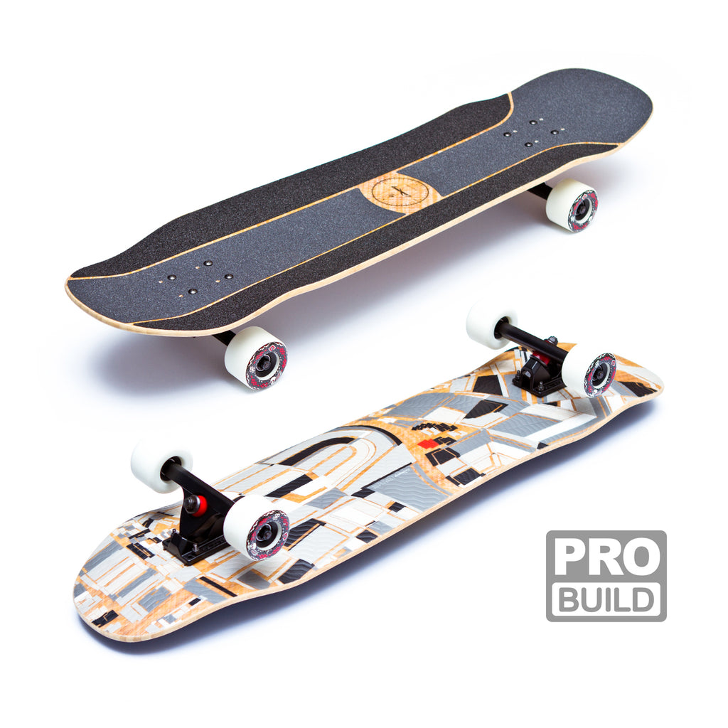 Loaded Overland Longboard Pro Build