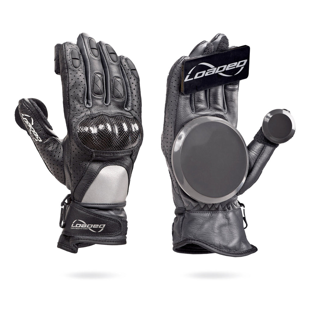 Loaded Race Slide Gloves - Performance Longboarding - FREE SHIPPING!
