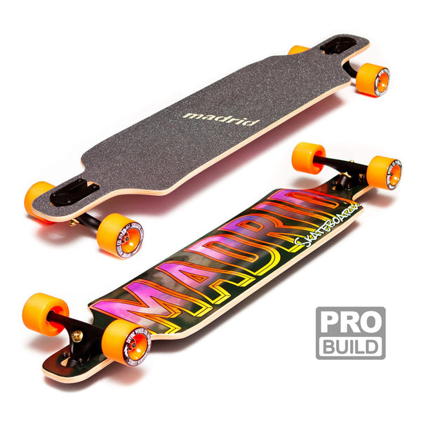 Madrid DTF Skyfighter Longboard