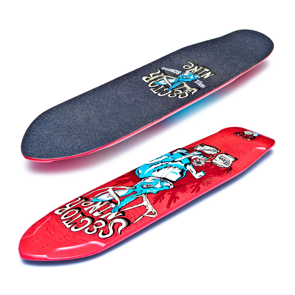 Sector 9 Mini Daisy - Performance Longboarding - FREE SHIPPING!