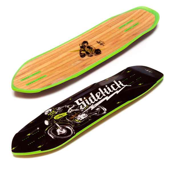 Moonshine Sidekick Deck