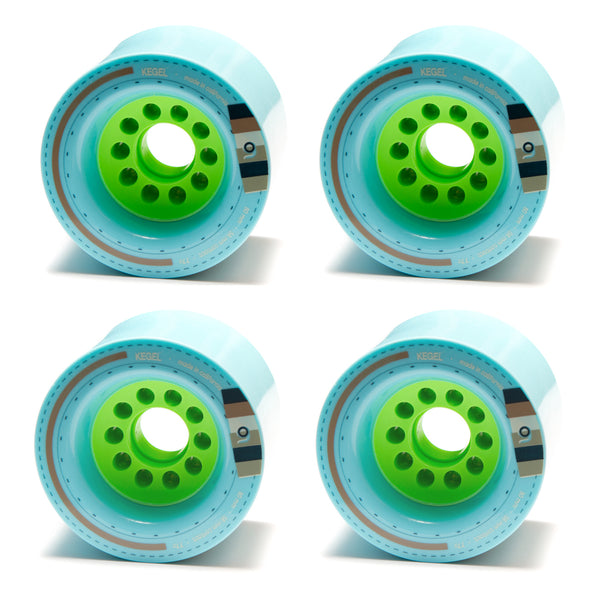 Orangatang Kegel Wheels 80mm X 77a Blue