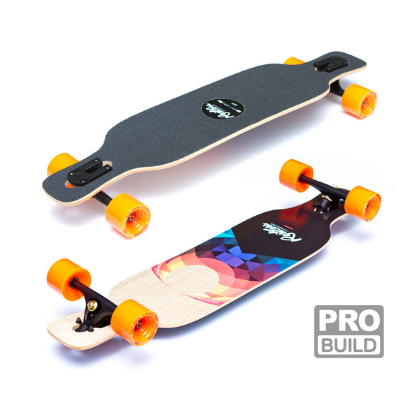 Restless Shredder Longboard